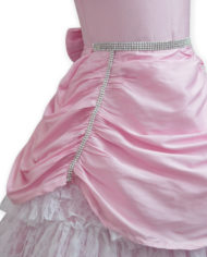Pink Belle Gown (Front Zoom)