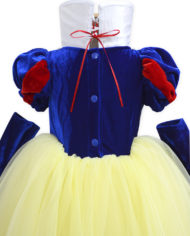 Snow White Gown (Back)