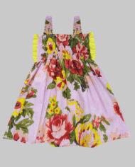 floral ardour pink katie dress-2